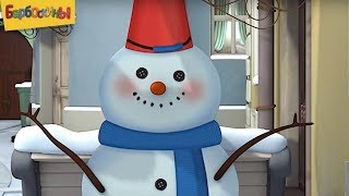 Барбоскины | Рождество  Сборник мультфильмов для детей