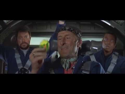 Star Trek Phoenix Flight (Star Trek First Contact & Steppenwolf - Magic Carpet Ride)