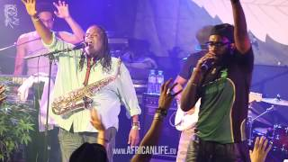 Dean Frazer & Tarrus Riley: video 2_ @ Reigen, Vienna, 22.09.2014