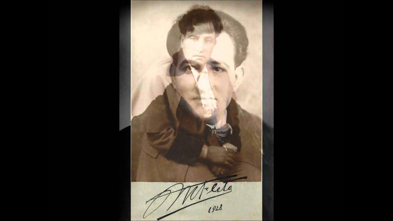 Amapola Miguel Fleta Primera Grabación 1925 Youtube