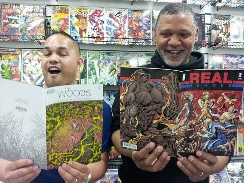Flashback Comics - NRW - The PICKS, May 7th 2014!