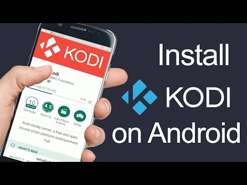 How To Install Kodi On Android Phone [Complete Setup]