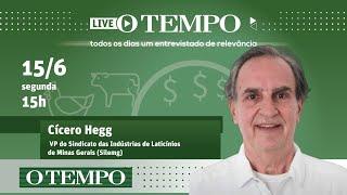 Live O TEMPO entrevista Cícero Hegg, vice-presidente do Silemg #fiqueemcasa