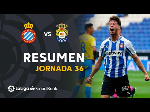 Espanyol Las Palmas Goals And Highlights