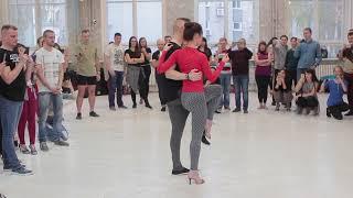 Nikita Chernishov & Alena Sorokina at kiz2gether birthday weekend