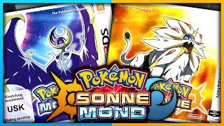 Pokémon Sonne und Mond   Trailer Analyse! [German/Deutsch] - Raizor!