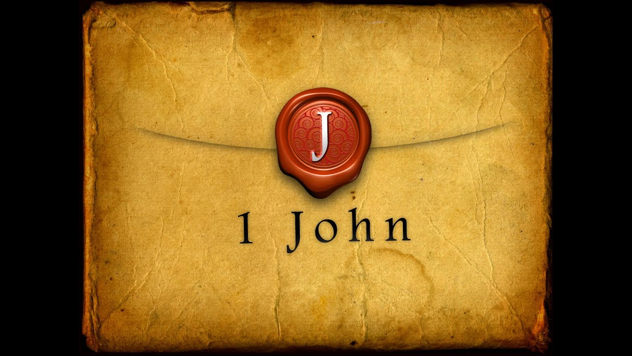 "The First Letter of John"" – Johannine Literature, Video 34   YouTube"