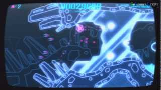PixelJunk SideScroller - PS3 Demo Gameplay