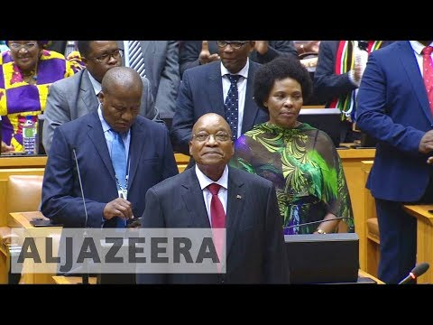South Africa's Zuma faces 'no confidence' motion