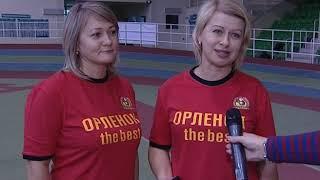 В СК «Горняк» состоялся фестиваль «ГТО» среди трудовых коллективов