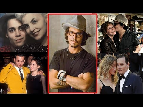 Johnny Depp New Girlfriend 2017 ❤ Girls Johnny Depp Has Dated - Star News