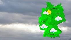 Wetter: Tief TOMRIS bringt wechselhaftes Wetter (13.02.2020)