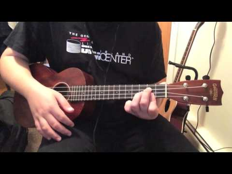 Only The Good Die Young - Billy Joel (Ukulele Cover) - YouTube