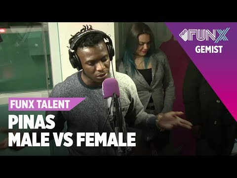 LATIFAH - ON MY WAY (COVER) - PINAS | FUNX TALENT MALE VS. FEMALE