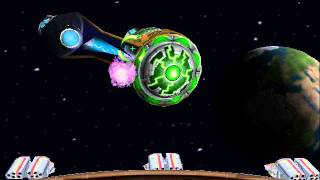 Missile Command (PC) - Europe Boss Fight