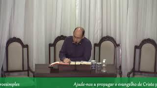 Culto Matutino - 19-07-2020