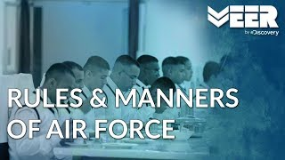 Indian Air Force Academy E2P5 | Learning the Rules and Manners of Air Force | Veer by Discovery