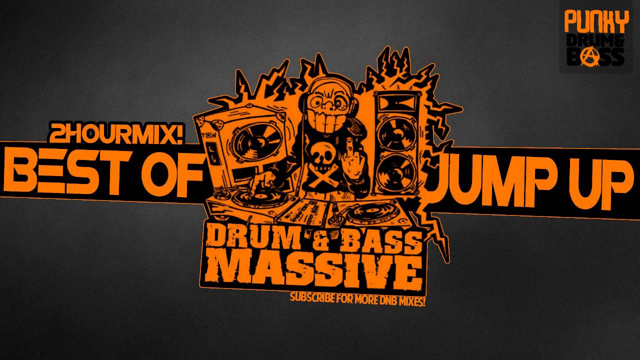 best jump up drum and bass