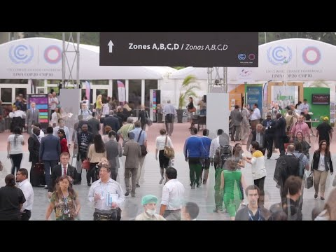 Video Diary of Day 3 at Lima COP20
