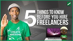 How to Hire a Freelancer: 5 Things You Need to Know