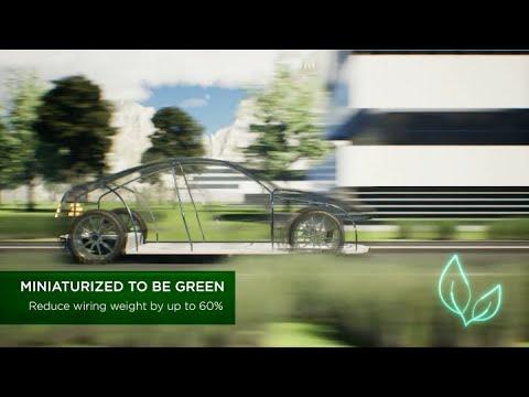 Miniaturized Automotive Connector Systems