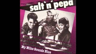 Watch Saltnpepa My Mic Sounds Nice video