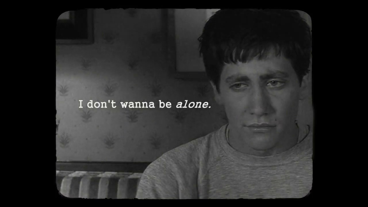 I Don't Wanna Be Alone
