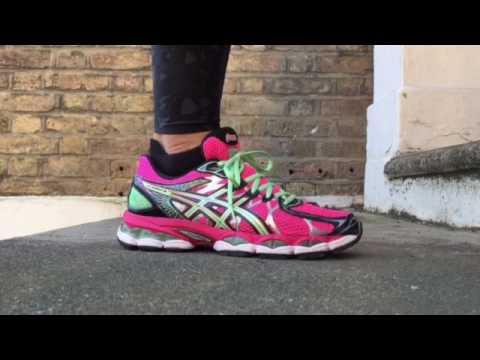 sports shoes b69cf 6ebc3 Women s ASICS Gel Nimbus 16 (Hot Pink Black Green)