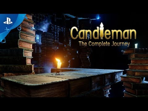 Candleman: The Complete Journey Trailer | PS4