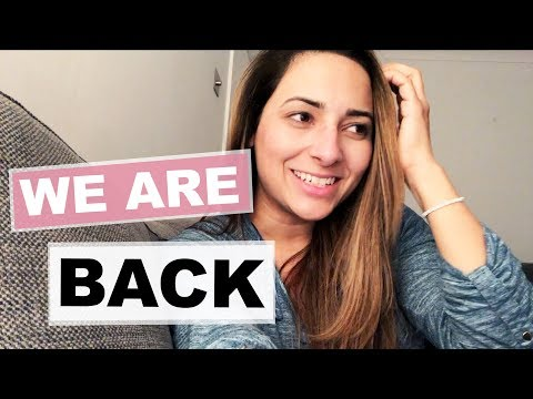 WE'RE BACK FROM BRAZIL | Ysis Lorenna