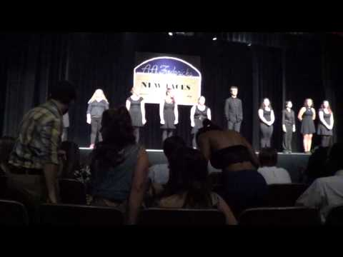 """New Faces 2014: Opening/Tech Intros/""""Two Nobodies in New York"""""""