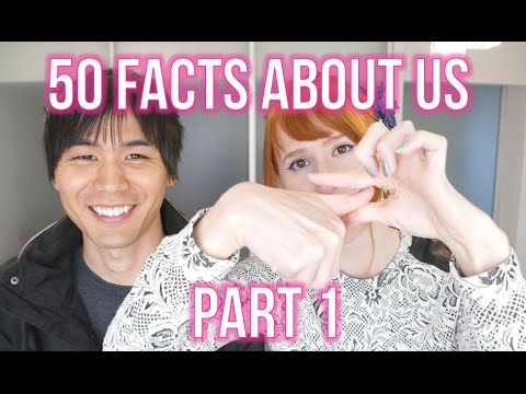50 Facts About Us! (part 1)