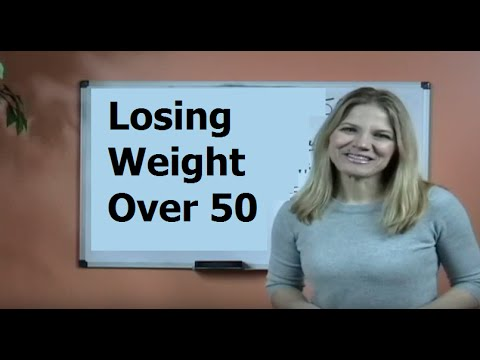 Losing Weight Over 50 - How To Get Thin Now That Life Has Changed
