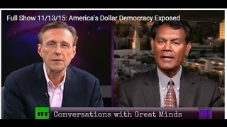Thom Hartmann interviews Peter Mathews on his book Dollar Democracy