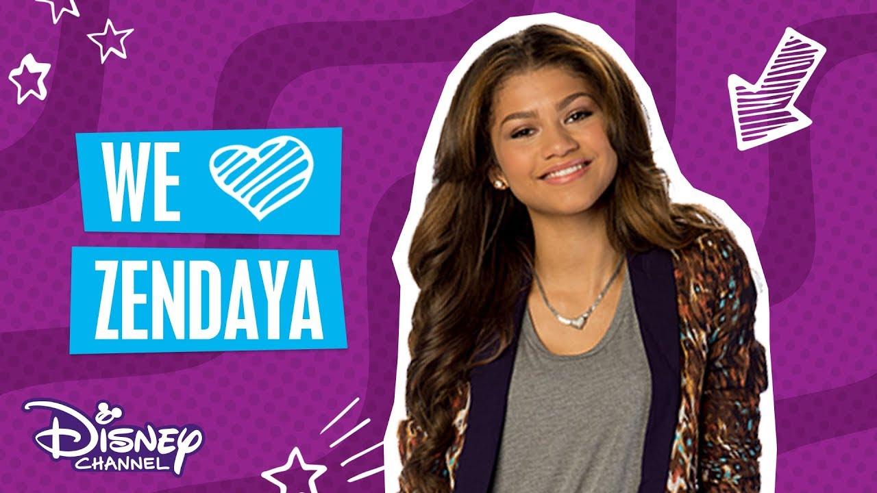 K.C. Undercover | Why We Love Zendaya In 60 Seconds 💜 | Disney Channel UK  - YouTube