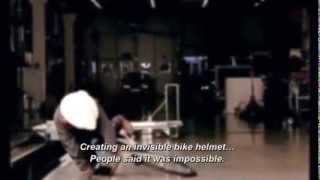 Hövding - the invisible bike helmet (INDEX: Award 2011 Winner)