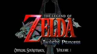 Twilight Princess - Midna's Desperate hour