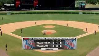 2012 12u aau baseball grand nationals 1 4
