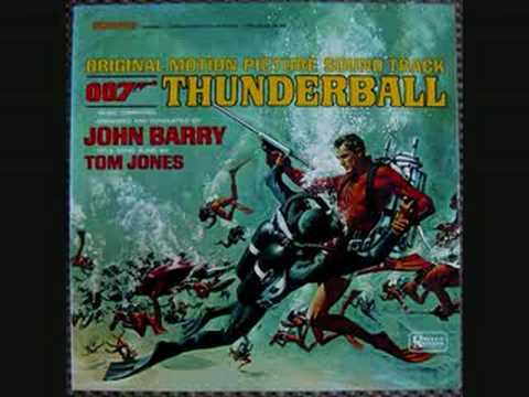 Thunderball OST - 03 - Electrocution/ The spa