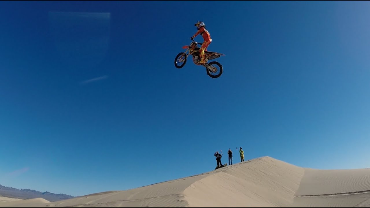5th Gear Jumps In Glamis 2014 Ronnie Renner Freeride Tour