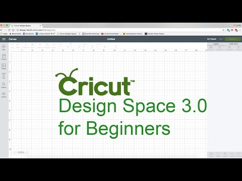 Cricut Design Space for Beginners - YouTube
