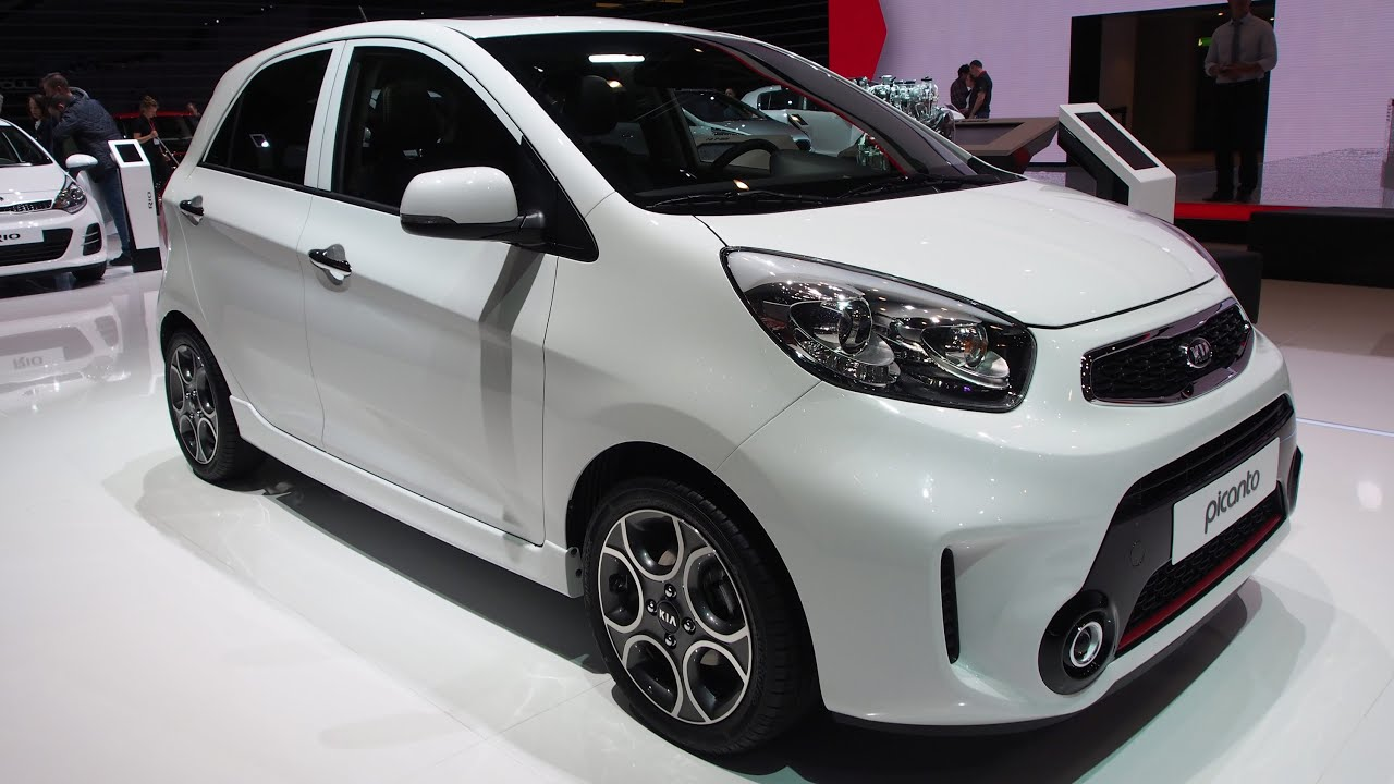 2015 kia picanto 1 2 mpi exterior and interior. Black Bedroom Furniture Sets. Home Design Ideas
