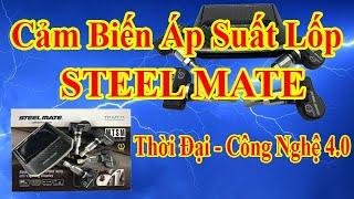 Cảm biến áp suất lốp STEEL MATE