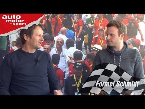Formel Schmidt - GP Bahrain 2017   auto motor und sport