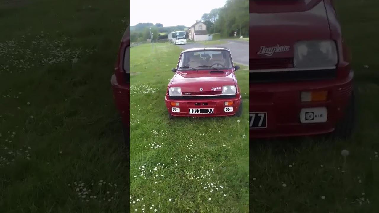 Renault 5 Laur U00e9ate Turbo 1984