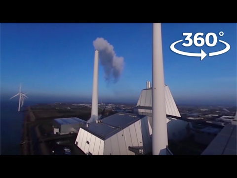 Do you want to see the inside of a power station in 360°?
