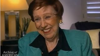 Jean Stapleton Interview Selections - EMMYTVLEGENDS.ORG