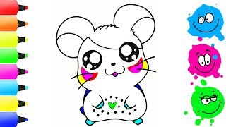 How To Draw A Kawaii Mouse Videos Infinitube