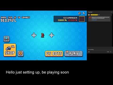 Guts 'N Goals Beta Stream! |