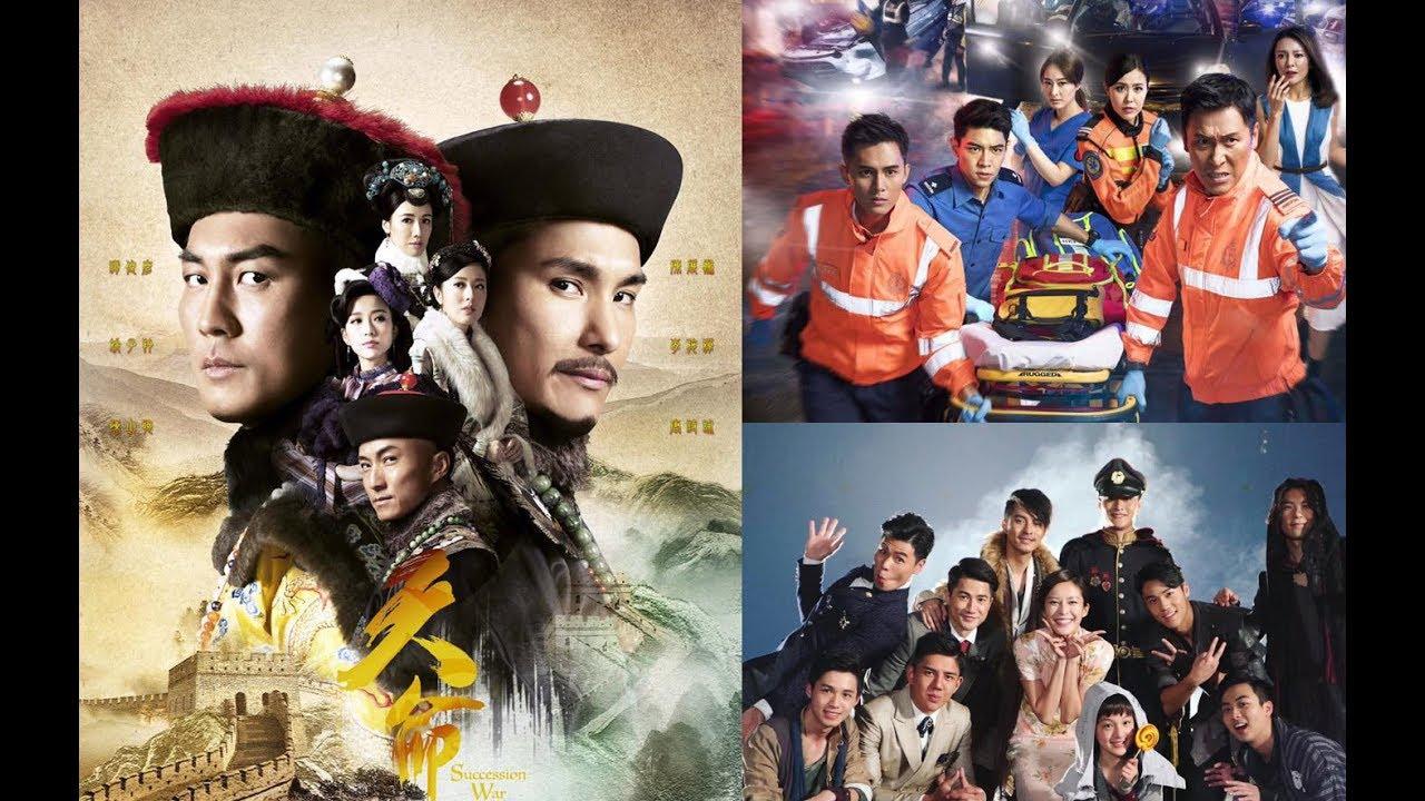 5 bộ phim TVB đáng để bạn chờ đợi trong năm 2018